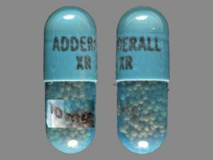 Adderall XR 10mg 1