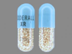 Adderall XR 5mg 1