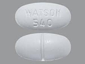 Hydrocodone 10/650mg 1