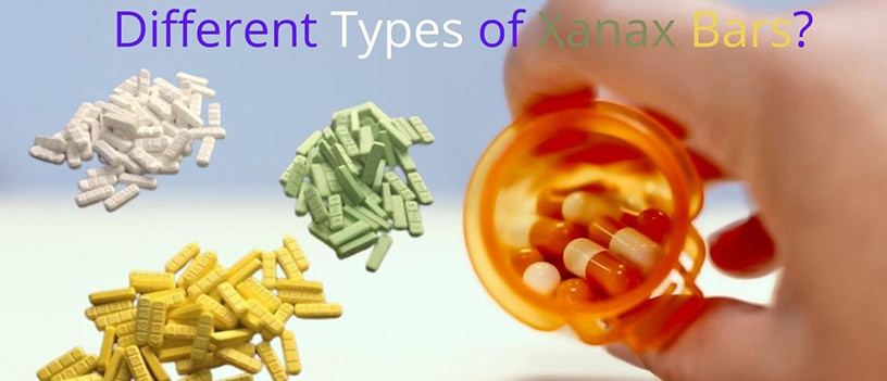Different Types of Xanax Bars