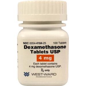 Dexamethasone 4mg