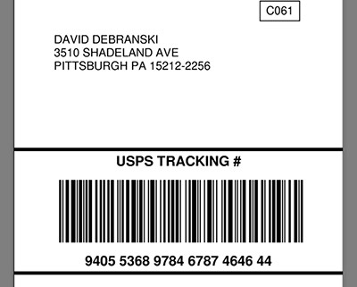 Delivery Proof